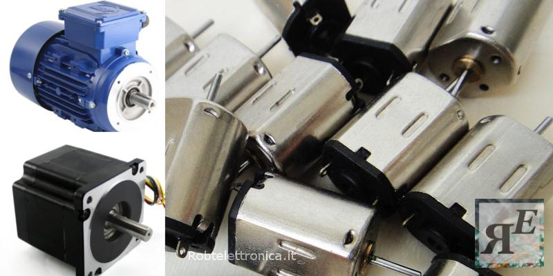 Motori elettrici: una breve panoramica