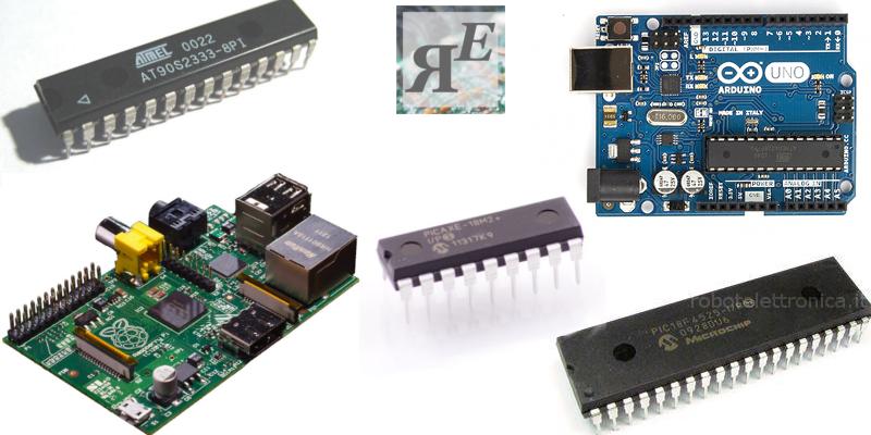 Microprocessori e piattaforme di sviluppo